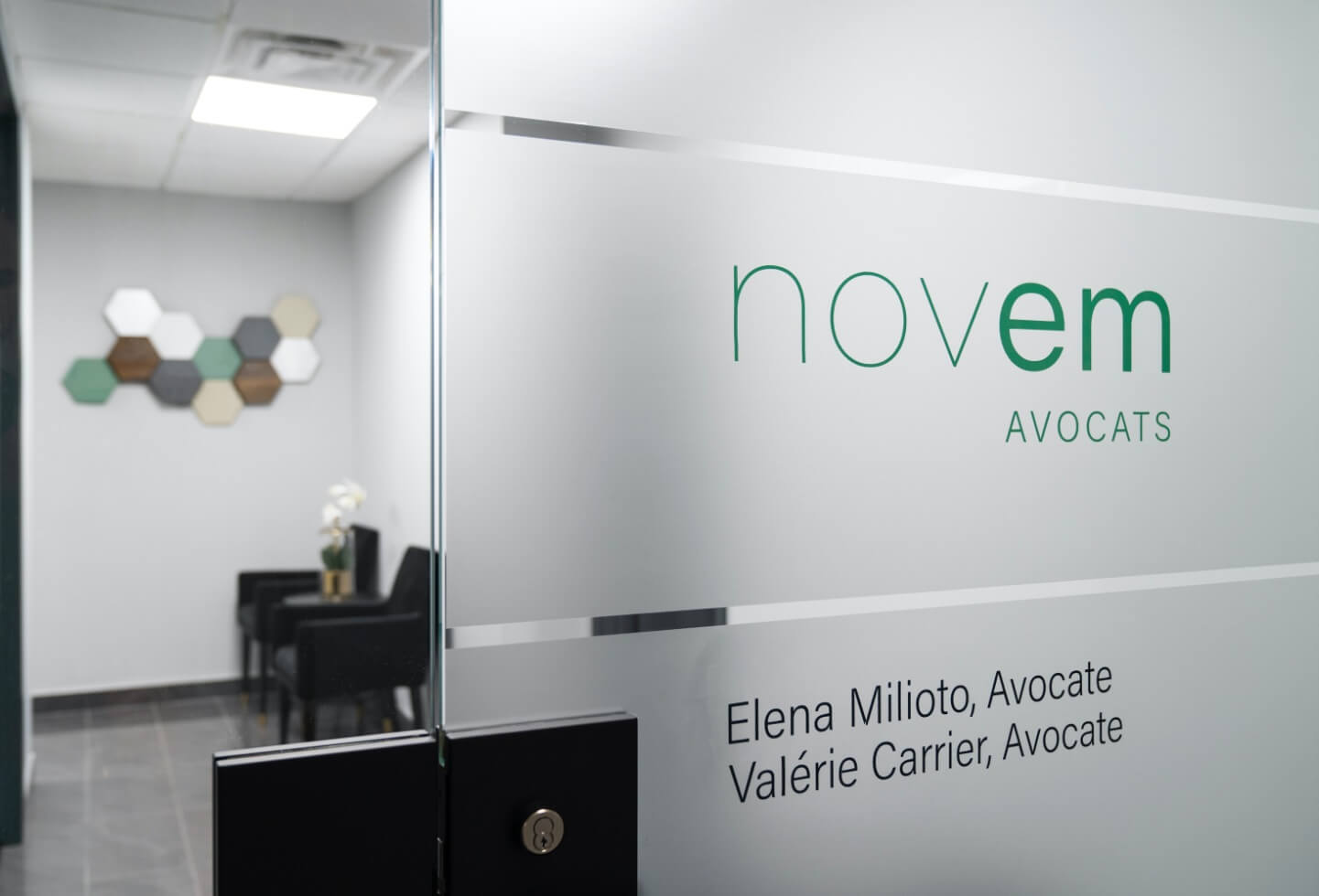Law firm | Modern office | Novem Attorneys